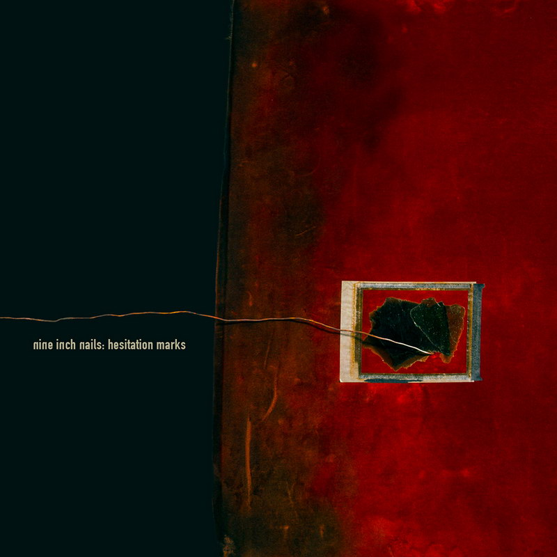 NIN Hesitation Marks - Deluxe CD