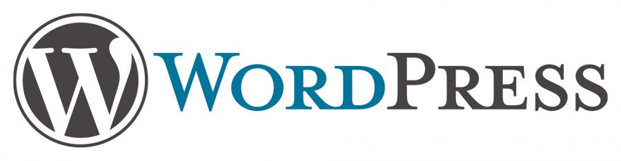 Wordpress Logo - Horizontal