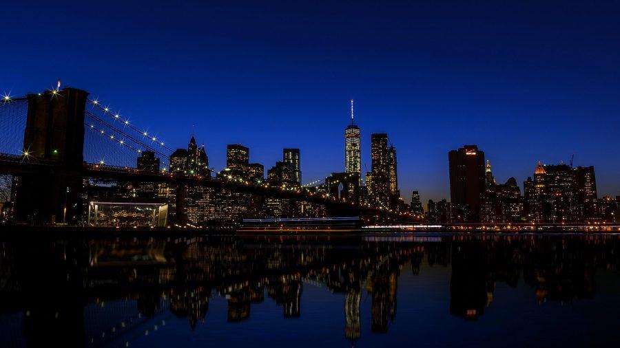 New York City Dawn